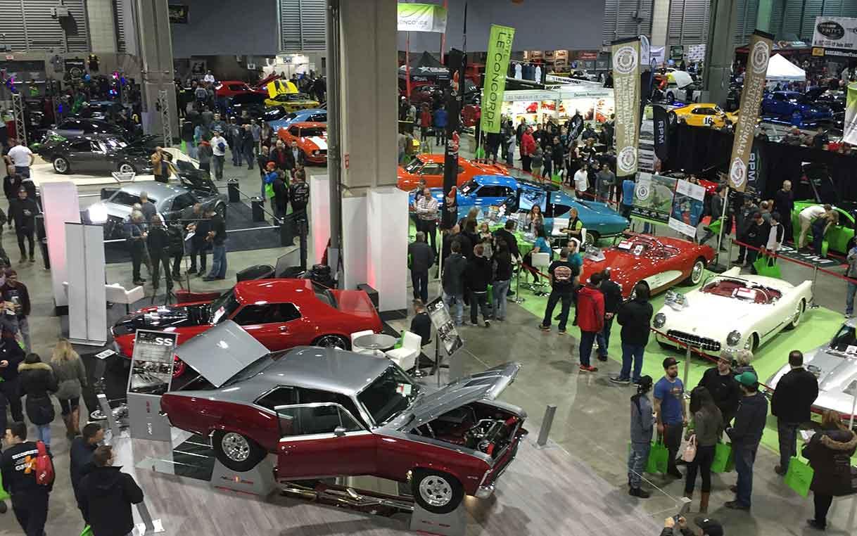 Salon De L Auto >> Salon Auto Sport De Quebec